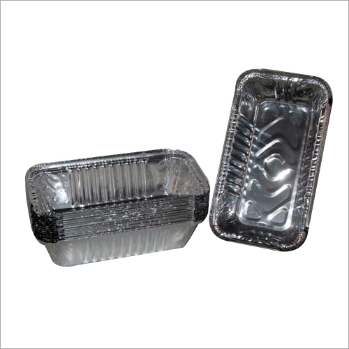 Aluminium Foil container in 660 ml