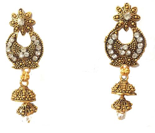 Imitation Gold Ear Rings