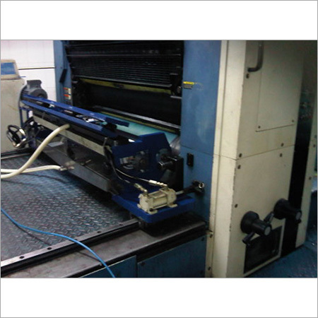 UV Coating Machine KBA