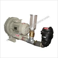 Side Channel Blower With Filter Assembly