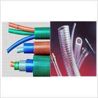 PVC SUCTION & PVC THUNDER HOSE PIPE