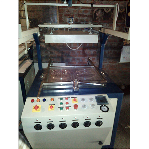 Semi Automatic Thermoform Machine