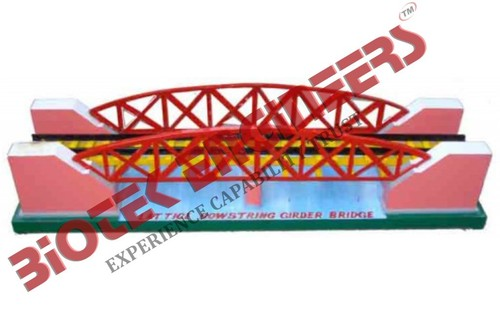 Lattice Bowstring Girder Bridge