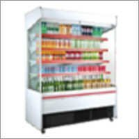 Open Beverage Cooler
