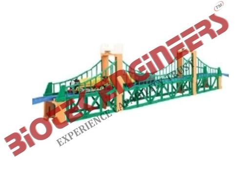 Road Suspension Bridge