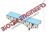 R.C.C. Balanced Cantilever Bridge