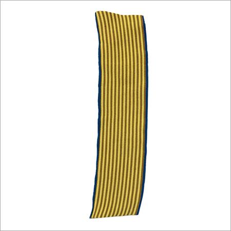 Colored Jacquard Collar