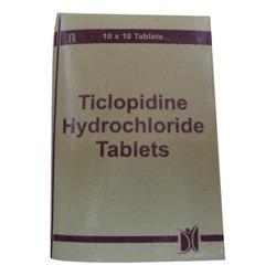 Ticlopidine Hydrochloride Tablets