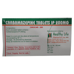 Carbamazepine Tablets IP