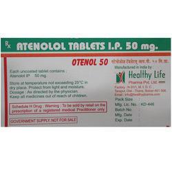 Atenolol Tablets IP