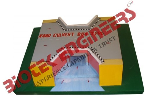 Road Culvert Box Type
