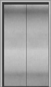 SS Telescopic Doors