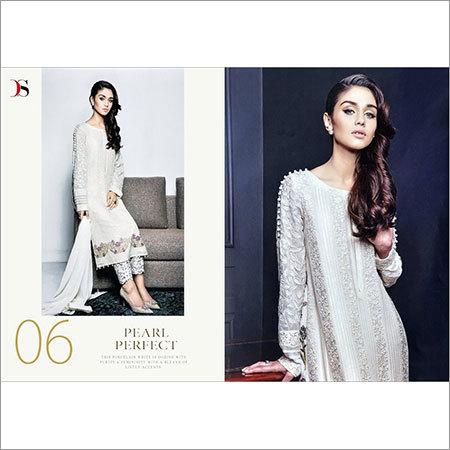 Ladies Cotton Churidar Suits