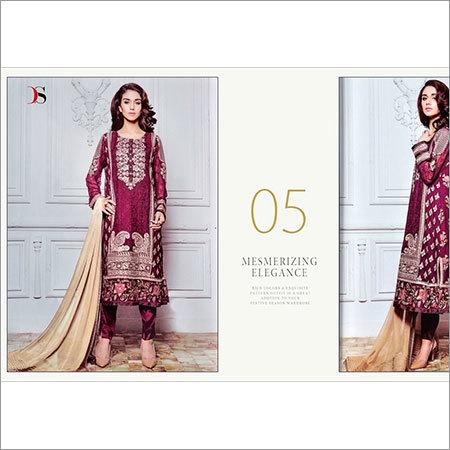 Punjabi Dress Material