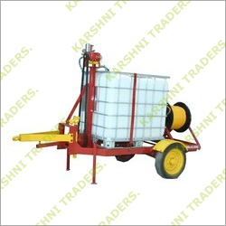 Tractor Mounted Sprayer 1000