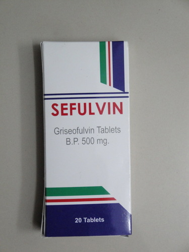 Sefulvin Tablets