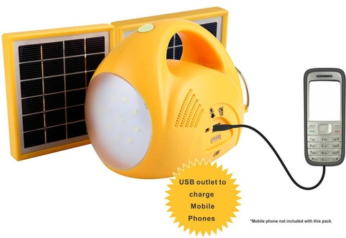 Two Watt Solar Lantern