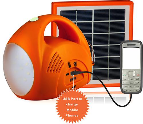 One Watt Solar Lantern