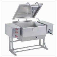 Tilting Brazing Pan