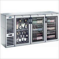 Three Door Back Bar Wine Chiller