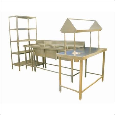 Dishwashing Unit
