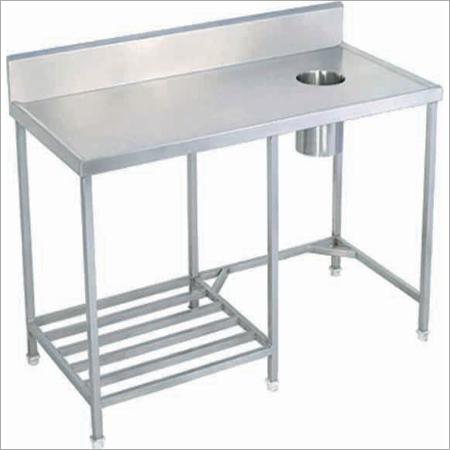 Soil Dish Landing Table