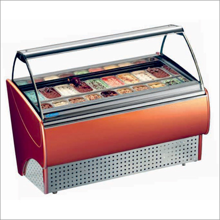 Ice Cream Parlour Counter