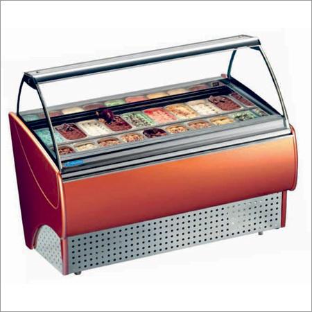 Ice Cream Parlour Counter