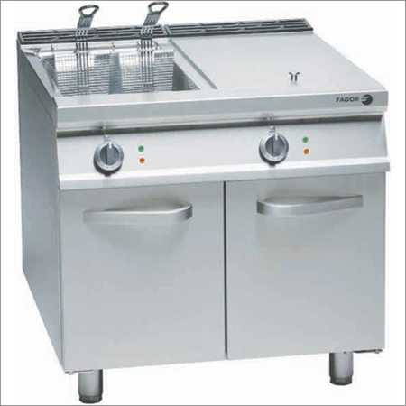 Deep Fat Fryer With Dumping