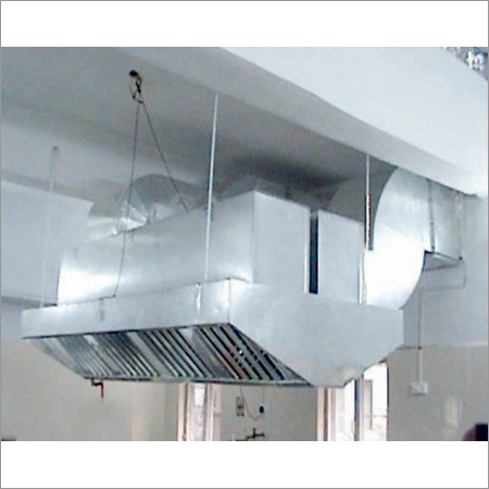 Restaurant Exhaust Hood