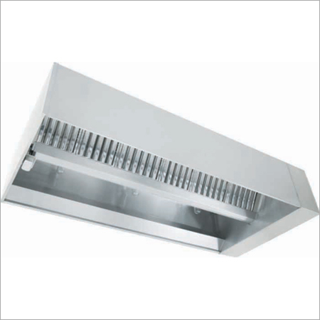 Island Type Exhaust Hood