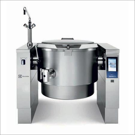 Tilting Boiling Cooker