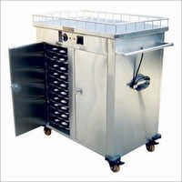 Hot Food Service Trolley