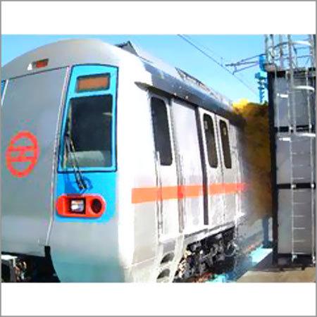 Train Coach Washing Systems