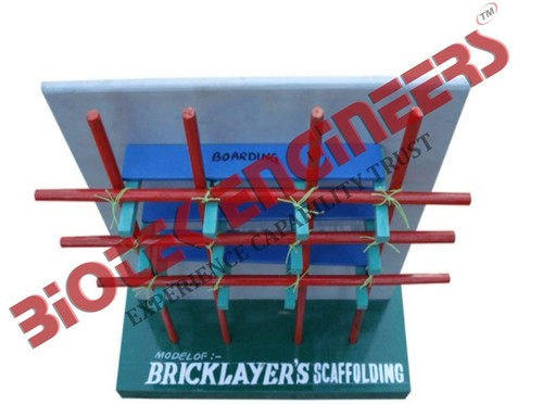 Bricklayer's Scaffolding