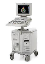 Refurbished Philips Envisor C Ultrasound Machine.