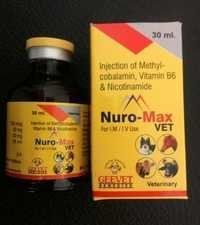 METHYLCOBALAMIN B6   NICOTINAMIDE INJECTION