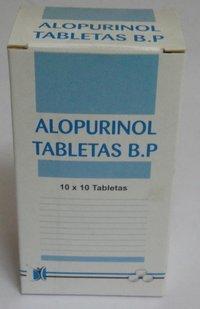 Allopurinol Tablets BP