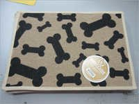 Canvas Dog Mats