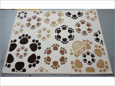 Dog Tapestry Mats