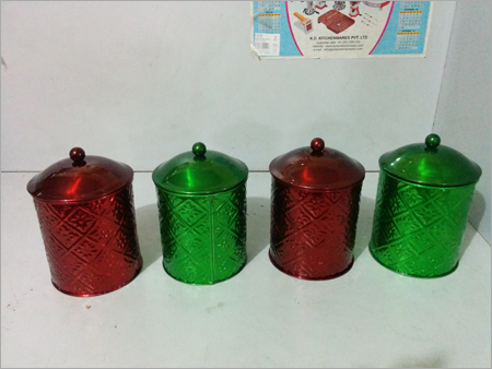 Pet Food Canister