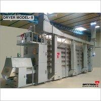 Finger Pallet Drying Plant HAG Base