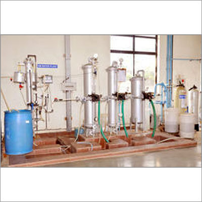 Distil Water Plant
