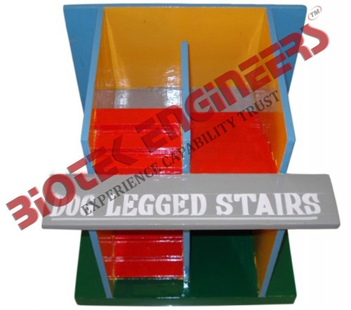 Model of Stair Cases