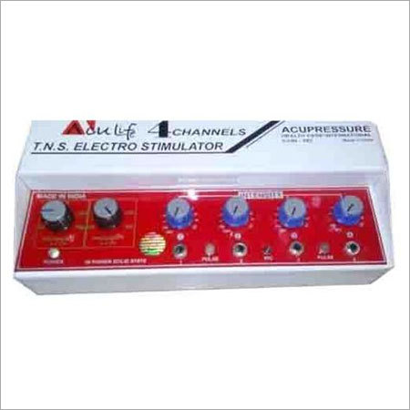 4 Channel Electro Stimulator