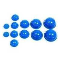 Silicon Half Vacuum Ball Set of-12