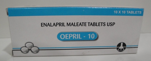Enalapril Maleate Tablets IP 5 mg