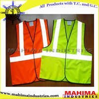 High Visibility Industrial Safety Jacket