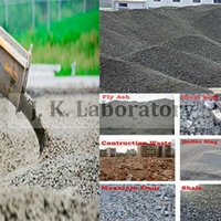Building Material Testing Services.