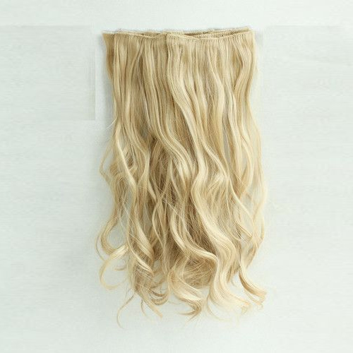 Blonde natural Hair Extensions